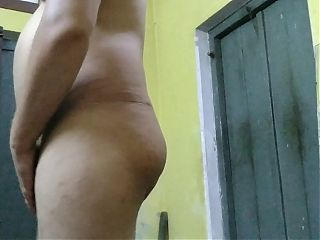 My Full Nudity with Fatty Ass